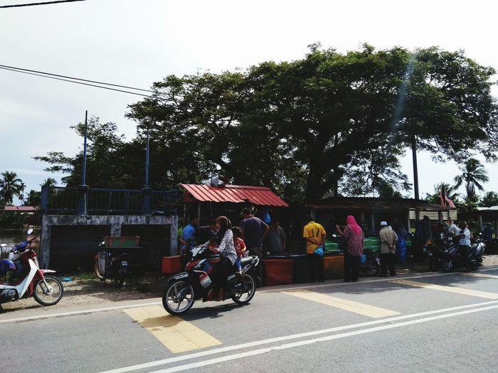 Fish Market Yan Streetphotography Fish Market Road Land Vehicle