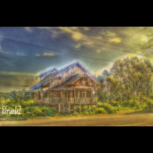 Traditional -------------------------- HDR_Indonesia Hdrart House Gf_dailystyle gf_indonesia gang_family mybestshot mybesthdr