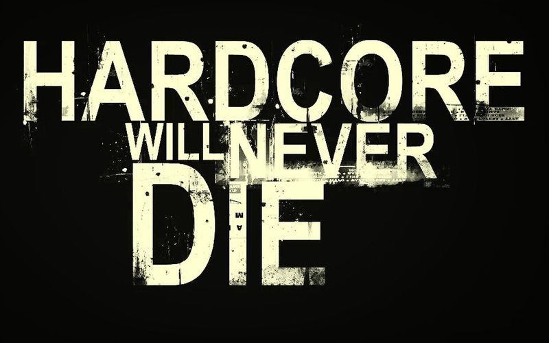Bandung Hardcore True Words What I Live For