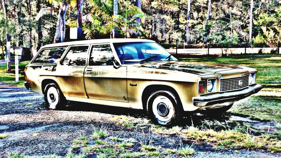 Holden Kingswood 1975 EyeEmNewHere Vintage Car Collector's Car