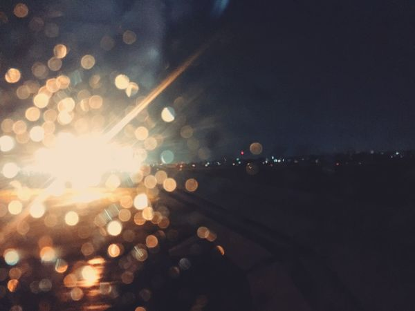The Street Photographer - 2017 EyeEm Awards Illuminated Night Defocused No People Outdoors Road Sky City Nature Close-up The City Light Art Is Everywhere Nightphotography Flying High Window View Through The Window Rainy Days Sparkling Sparkling Light Sparkling Sky Through The Rain Break my soul Neon Life