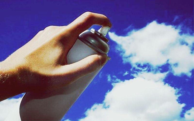 cloudy spray