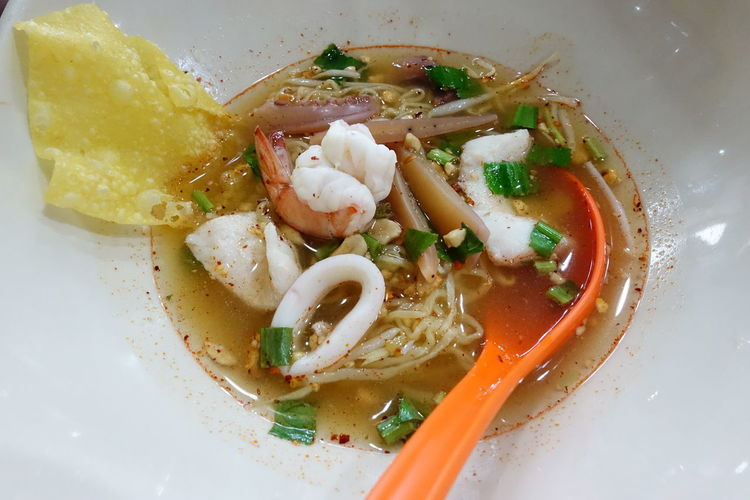 Soup Bowl Plate