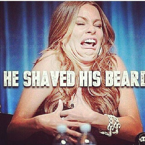 My reaction every single time Beardgang Beardmen Men