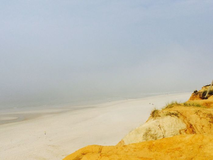 Beach Sand Nature Sea Beauty In Nature Scenics Tranquil Scene Tranquility No People Horizon Over Water Landscape Sky Water Sand Dune Sylt, Germany Sylt Strand