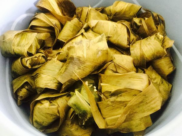 Food Foodmexican Tamales Delicious Breakfast Corundas