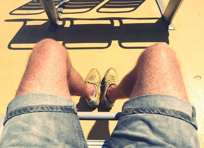 Feet Sun