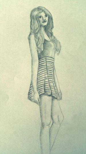 Drawing Paintings Painting Pencil Drawing Art Art, Drawing, Creativity Girl Quicksketch Pencel