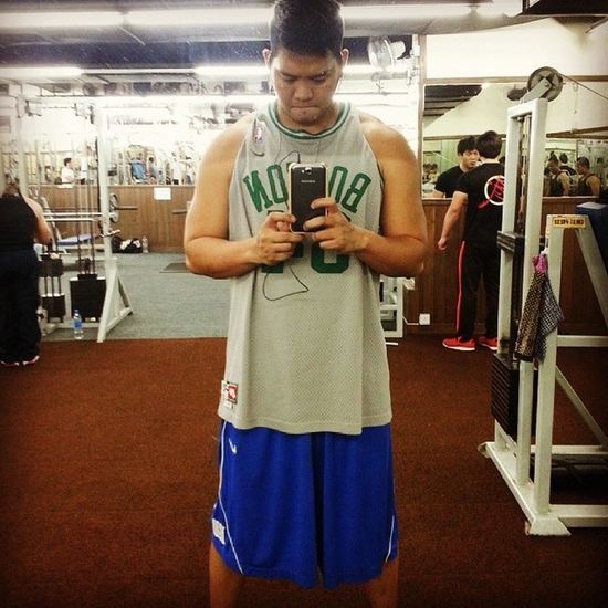 this will be the starting point, im glad im back.. Movingon Gettingfit Gym Ilocano