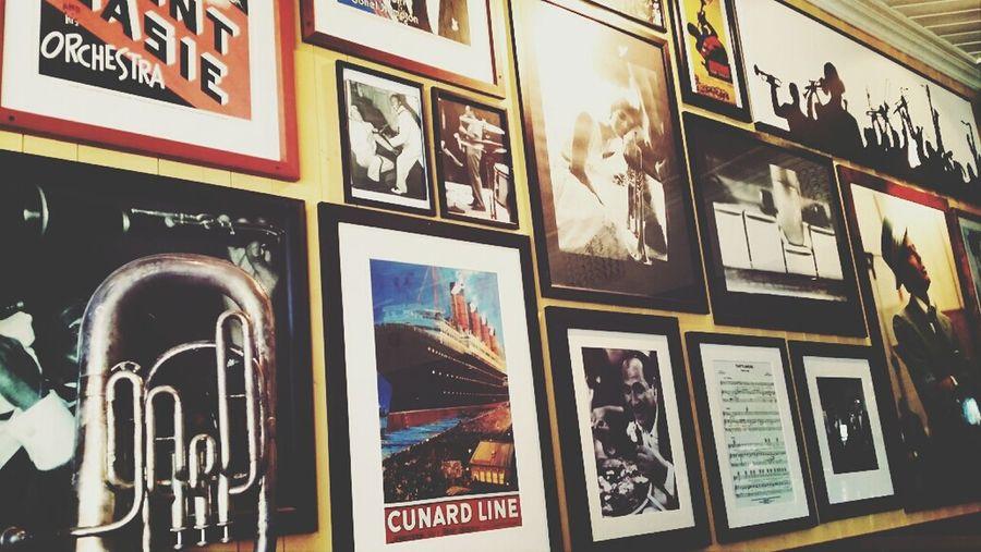 Cafe Life Art Jazz-Café Jonas B. Gundersen