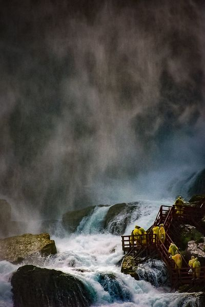 7th Wonder Of The World Boat Ride Canada Falls Maid Of The Mist Misty Niagara Falls Niagara Falls Canada Outdoors Outdoors Photograpghy  Raging River Rapids River Gorges Riverside Site Seeing Tourist Attraction  Water