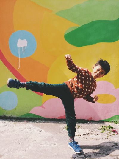 Kung Fu Panda IPSChild2015 EyeEm Best Shots Shootermag IPhoneography Traveling In China 番禺