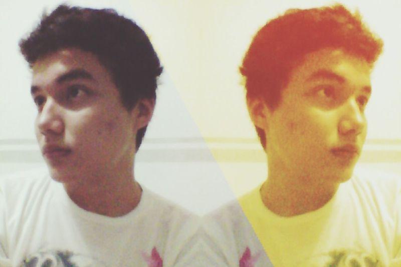 Dos caras First Eyeem Photo