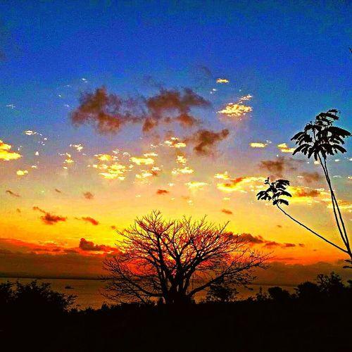 Sunset Pemba Enjoying Life Mozambique One Plus Two Moçambique Enjoying Life Sunset #sun #clouds #skylovers #sky #nature #beautifulinnature #naturalbeauty #photography #landscape Africa My Country