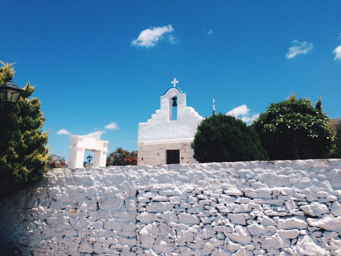 Paros, Greece. Paros Greece Europe Travel Church Building Summer