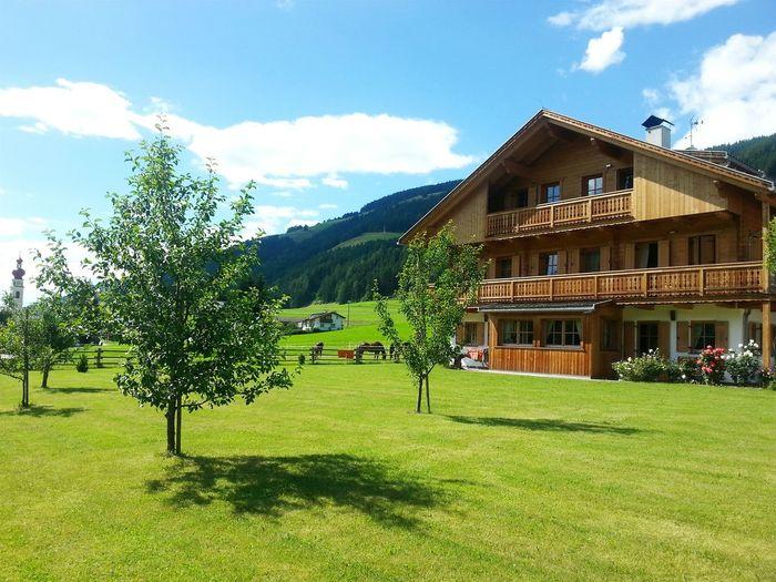 Dolomites, Italy Val Pusteria Villabassa