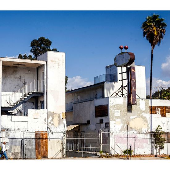 Out of commission Structure Abandoned Buildings Rundown Old Hotel Under Construction Ready For A Makeover Potential  Diamond In The Rough Losangeles The Week On EyeEm