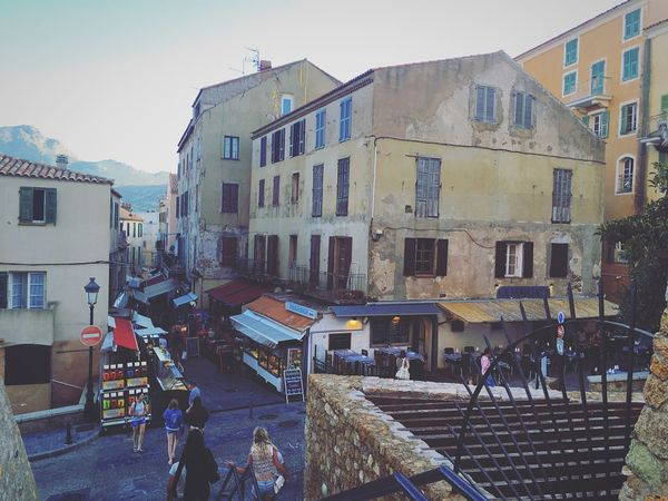 Live Love Shop Shopping ♡ Moment Calvi Summer Street Life Streetphotography Fresh On Eyeem  EyeEm Corsica Corse Hellosummer  The Week Of Eyeem Old Buildings Old House Tourist Tourists