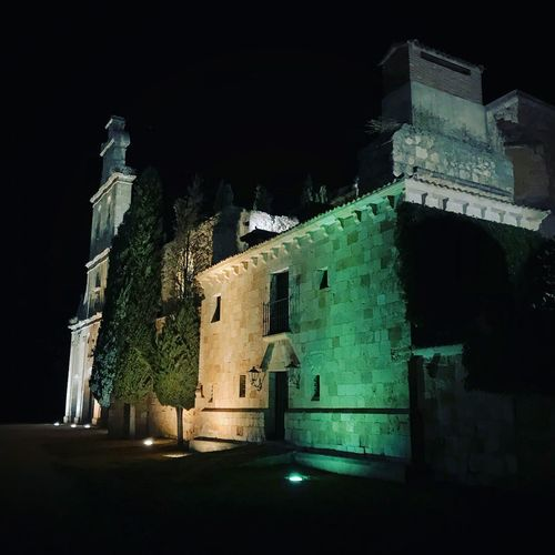 Ex convento Tourism Night Bodas Wedding Relaxing No People Outdoors History Nature Arch Sky Travel Destinations