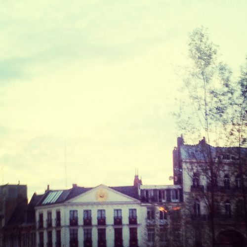 Lille Landscape Paysage Façade
