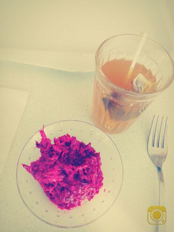 Selfie ✌ хавчик обед ;) ащаща в столовой моя еда