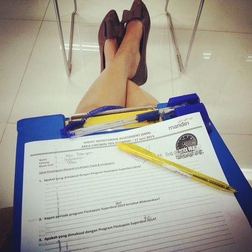 SMA test!! Tuesdayinmandiri