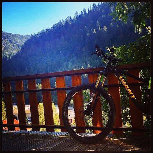 Randonnée dans les Vosges Vosges VTT Hood