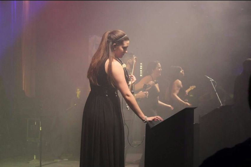 Taking pictures at the Govoners Innagural Ball Under Pressure Performing Arts Musician Live Music Music First Eyeem Photo
