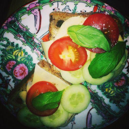 Saltåkvarn mackor! Organic Food Sandwiches Food Home Sweet Home