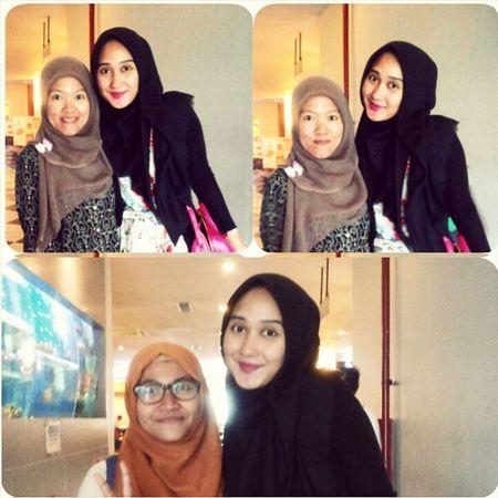 Nice to meet you @dianpelangi , hope meet u again ^^ Baikbanget Ramah Dianpelangi Cantik