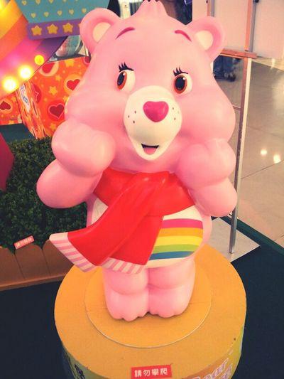 CARE BEAR HongKong Cute