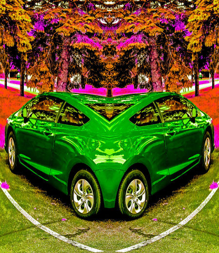 No, I haven't been drinking, just having fun. To all, please enjoy the weekend. Photo Art Eye4photography  Streetphotography Popart Kunst