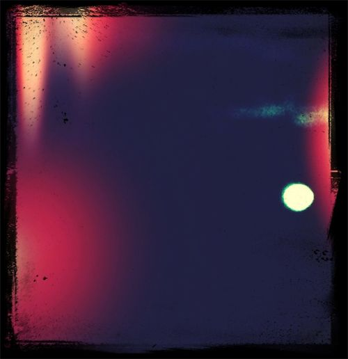 Driving Home, Went Around A Corner, Saw The Moon.. Wow! Pic Doesn't Do It Jutice -#propstotheCreator #wow #coloradonights