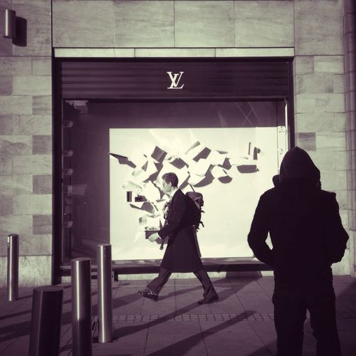 Window Shopping TheMinimals (less Edit Juxt Photography) Streetphoto_bw
