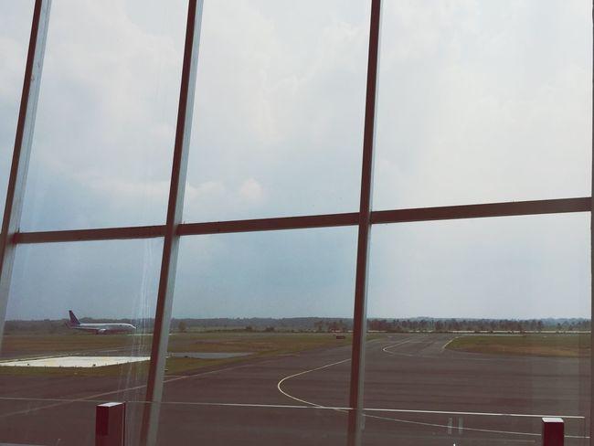 Morning flight ✈️