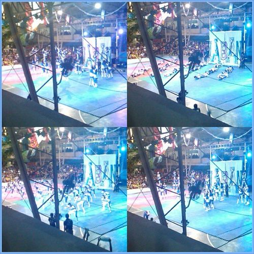 Cheerdance Competition Archangels Day4 Pictureslangkaywalayvideo SPCintramurals2013 SPCembarks Spcgym 92913