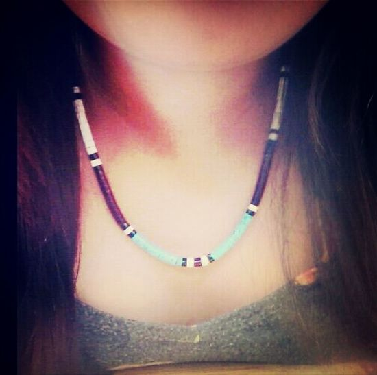 Jewelry Love My Necklace (: Thnks Babe ♥