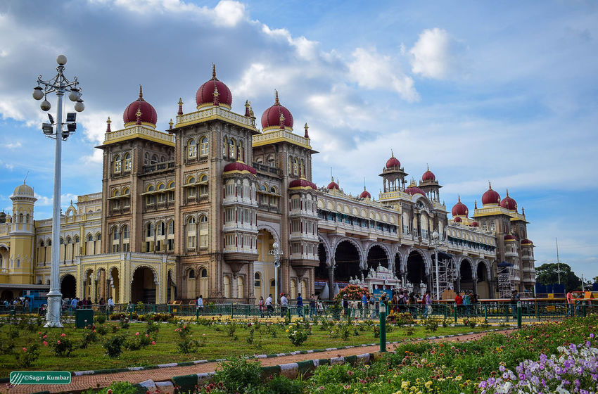 Travel Destinations Architecture Politics And Government City Travel History Outdoors Cityscape Sky Mysore, India