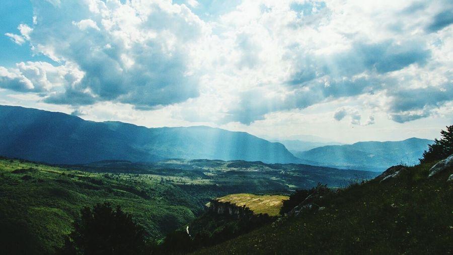 Nature Mountains Beautiful View Sky Porn