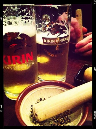 Kirin And Sesam, To Start...