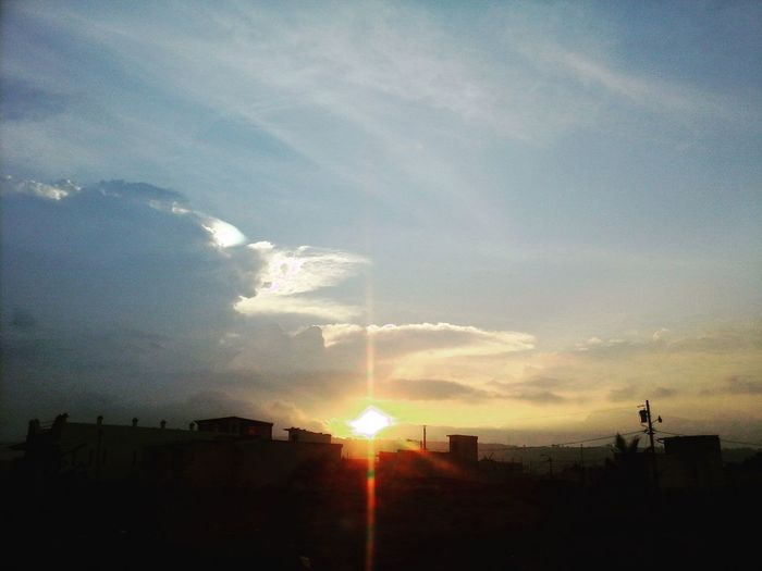Un lindo atardecer en guatemala First Eyeem Photo