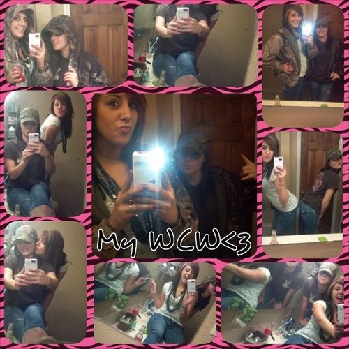my woman crush wensday goes out to my baby girl @g_r_i_t_s96 MyGIRL Iloveher Myboothing Mynumberone shemakesmywolrd idhitit dontfuckwithher mwahhh