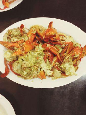 Nyummyyy Crab