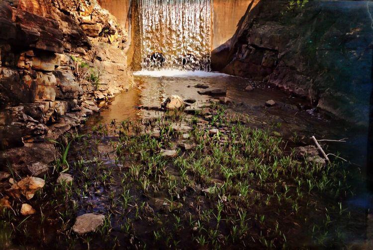 Water Waterfall Hardy Arkansas