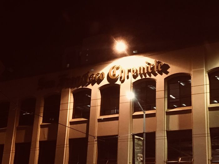 Illuminated Built Structure Architecture Night Building Exterior Text No People Illuminated Built Structure Architecture Night Building Exterior Text No People Communication Low Angle View