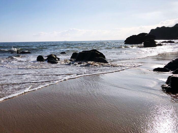 Beach 🏝 Sea