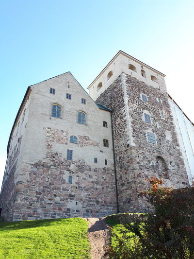 Walking Around EyeEm Best Shots EyeEm Gallery #travel #photography Turku Castle, Finland Castle Burg City Sunlight History Sky Architecture Building Exterior Built Structure