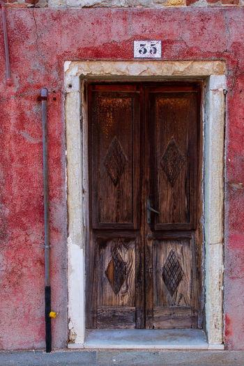 Burano Door