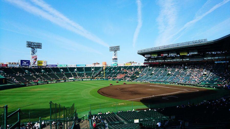 20160811 阪神甲子園球場 Baseball Like A Boss 高校野球 Nice Views