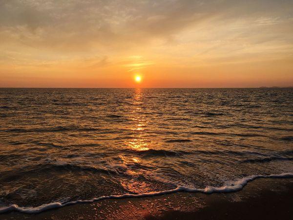 Beach Sunset Jebudo